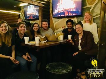 Brainstormer Quiz At Cabin Bar Lounge Wed In San Francisco Ca
